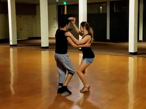 Bachata in Western Australia with Alissa Cleo